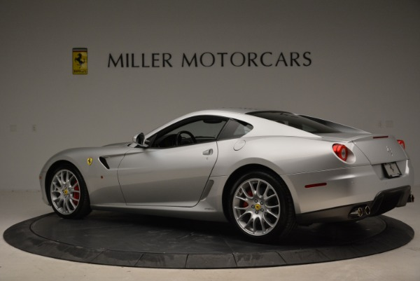Used 2010 Ferrari 599 GTB Fiorano for sale Sold at Aston Martin of Greenwich in Greenwich CT 06830 4