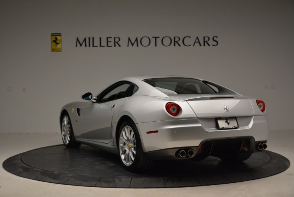 Used 2010 Ferrari 599 GTB Fiorano for sale Sold at Aston Martin of Greenwich in Greenwich CT 06830 5