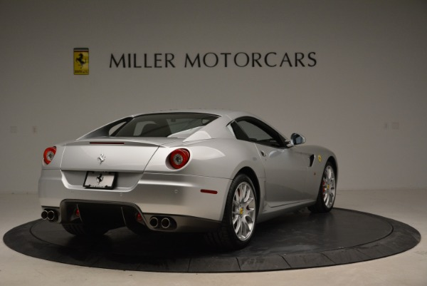Used 2010 Ferrari 599 GTB Fiorano for sale Sold at Aston Martin of Greenwich in Greenwich CT 06830 7