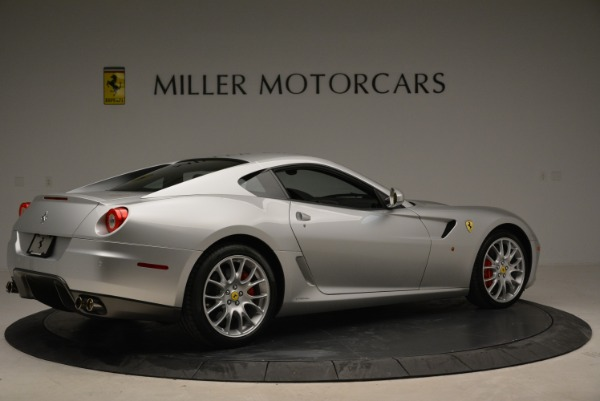 Used 2010 Ferrari 599 GTB Fiorano for sale Sold at Aston Martin of Greenwich in Greenwich CT 06830 8
