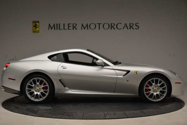 Used 2010 Ferrari 599 GTB Fiorano for sale Sold at Aston Martin of Greenwich in Greenwich CT 06830 9