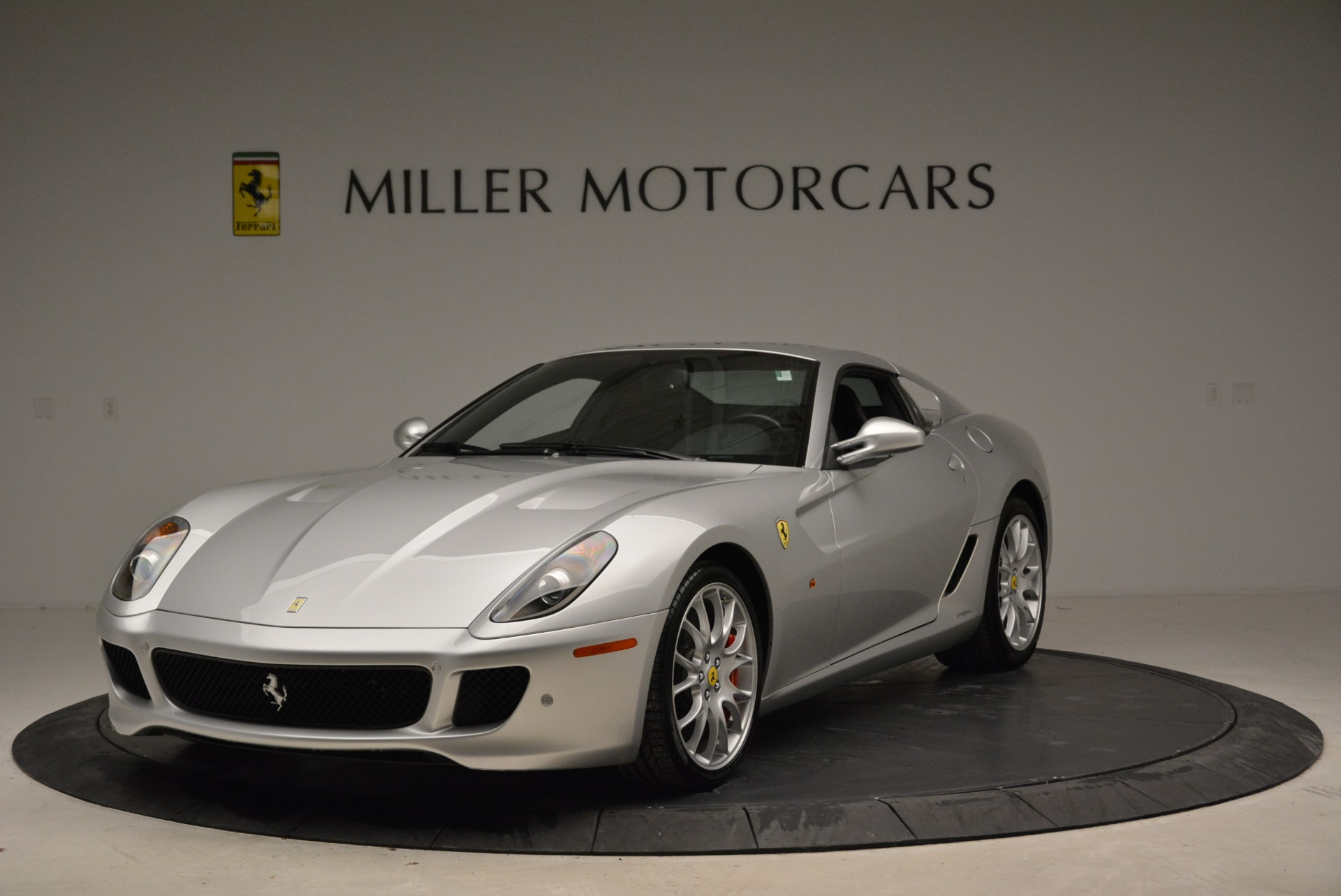 Used 2010 Ferrari 599 GTB Fiorano for sale Sold at Aston Martin of Greenwich in Greenwich CT 06830 1