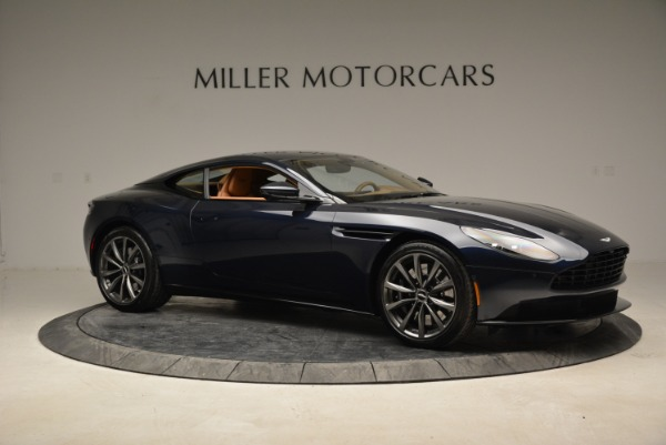 New 2018 Aston Martin DB11 V8 for sale Sold at Aston Martin of Greenwich in Greenwich CT 06830 10