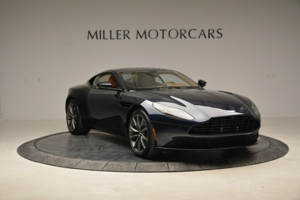 New 2018 Aston Martin DB11 V8 for sale Sold at Aston Martin of Greenwich in Greenwich CT 06830 11