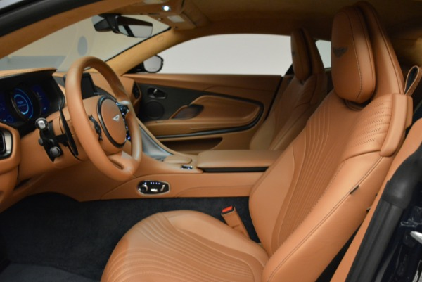 New 2018 Aston Martin DB11 V8 for sale Sold at Aston Martin of Greenwich in Greenwich CT 06830 13