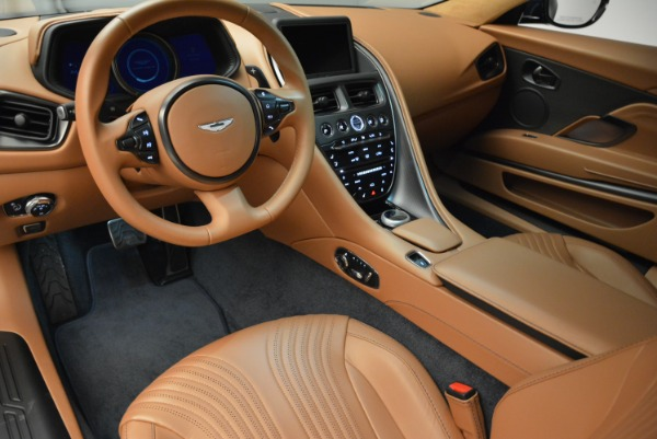 New 2018 Aston Martin DB11 V8 for sale Sold at Aston Martin of Greenwich in Greenwich CT 06830 14