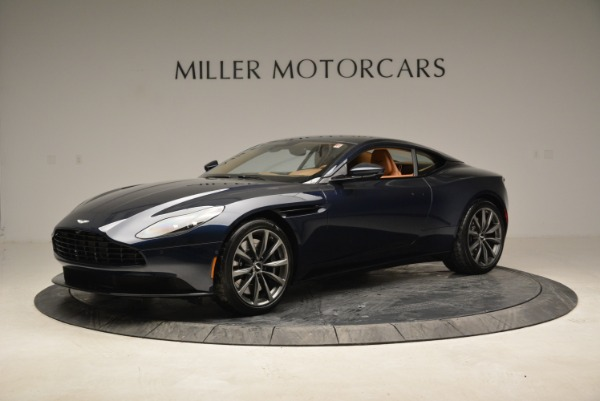 New 2018 Aston Martin DB11 V8 for sale Sold at Aston Martin of Greenwich in Greenwich CT 06830 2
