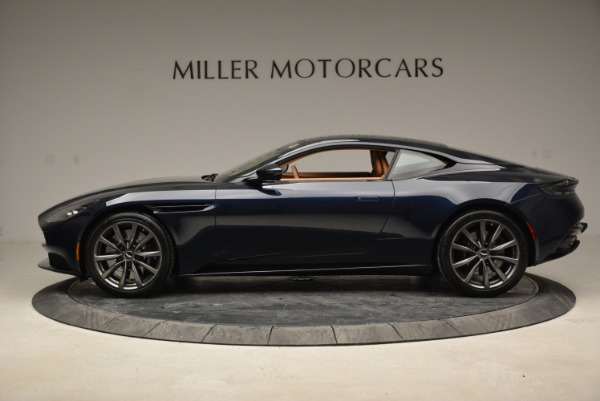 New 2018 Aston Martin DB11 V8 for sale Sold at Aston Martin of Greenwich in Greenwich CT 06830 3