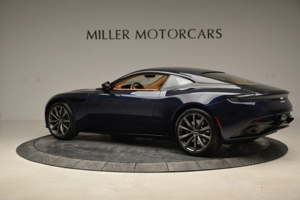 New 2018 Aston Martin DB11 V8 for sale Sold at Aston Martin of Greenwich in Greenwich CT 06830 4