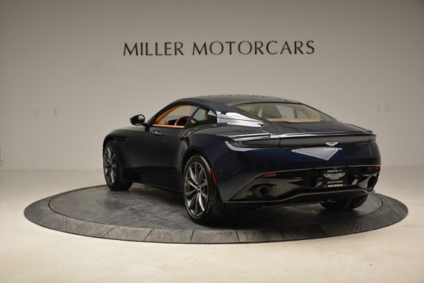 New 2018 Aston Martin DB11 V8 for sale Sold at Aston Martin of Greenwich in Greenwich CT 06830 5