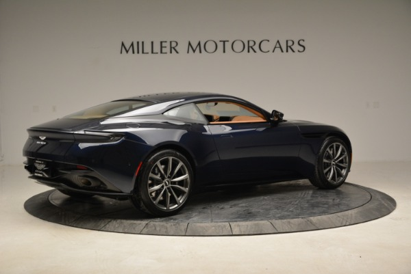 New 2018 Aston Martin DB11 V8 for sale Sold at Aston Martin of Greenwich in Greenwich CT 06830 8