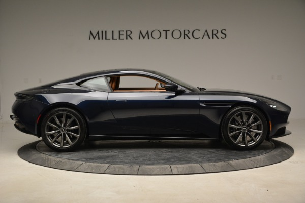 New 2018 Aston Martin DB11 V8 for sale Sold at Aston Martin of Greenwich in Greenwich CT 06830 9