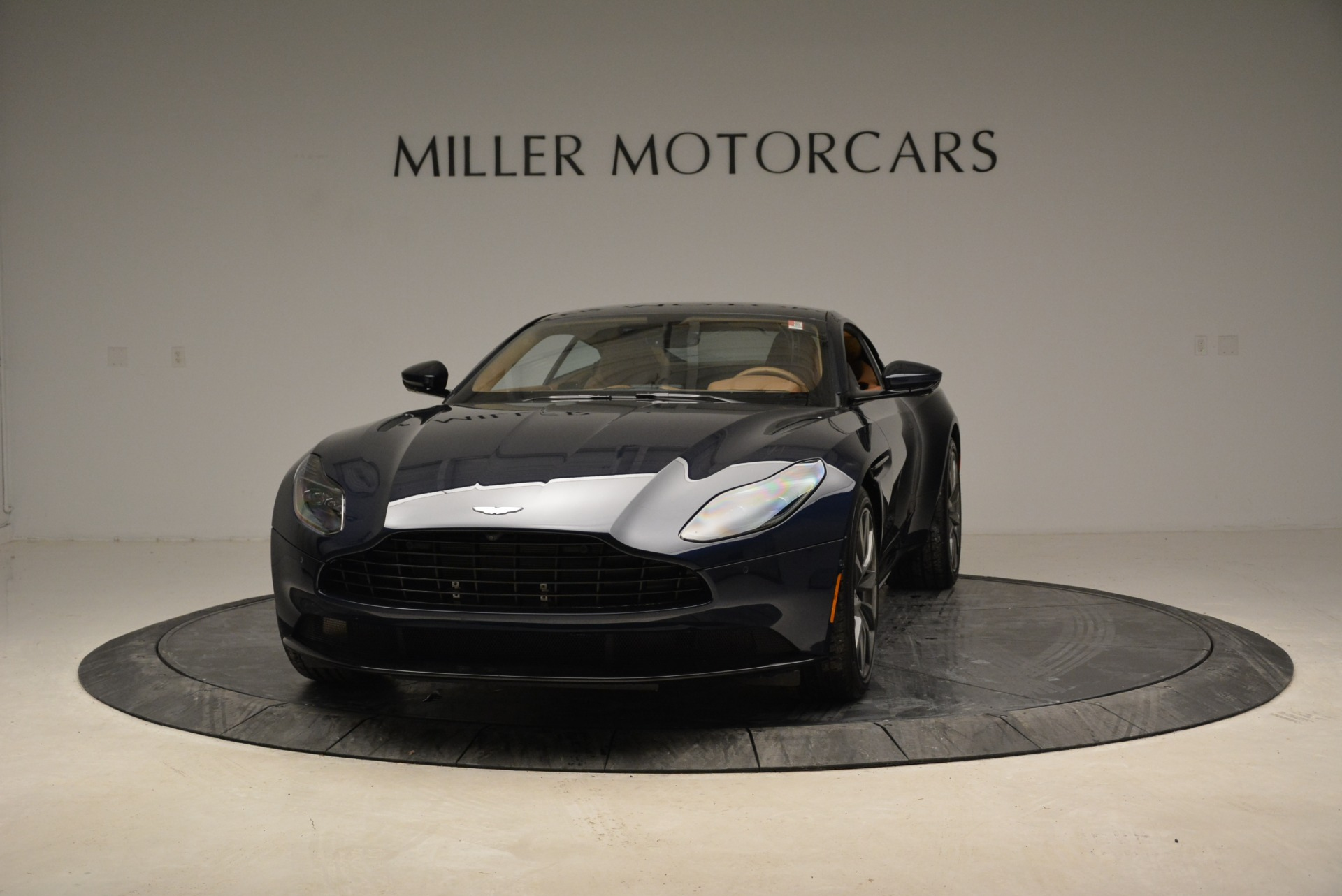 New 2018 Aston Martin DB11 V8 for sale Sold at Aston Martin of Greenwich in Greenwich CT 06830 1