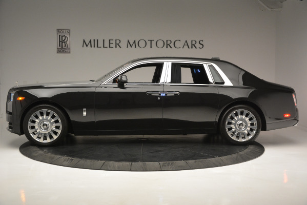Used 2018 Rolls-Royce Phantom for sale Sold at Aston Martin of Greenwich in Greenwich CT 06830 2