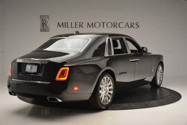 Used 2018 Rolls-Royce Phantom for sale Sold at Aston Martin of Greenwich in Greenwich CT 06830 7