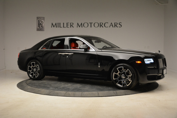Used 2017 Rolls-Royce Ghost Black Badge for sale Sold at Aston Martin of Greenwich in Greenwich CT 06830 10
