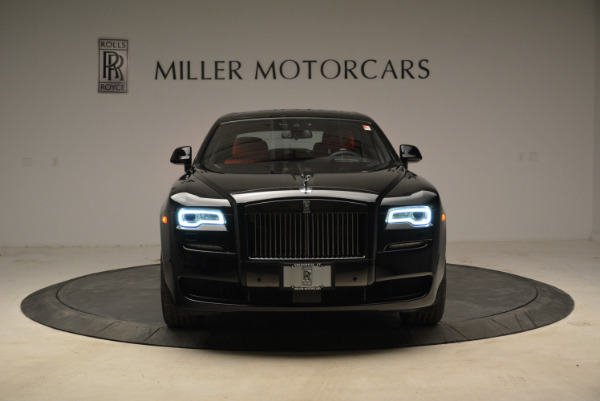 Used 2017 Rolls-Royce Ghost Black Badge for sale Sold at Aston Martin of Greenwich in Greenwich CT 06830 12