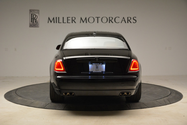 Used 2017 Rolls-Royce Ghost Black Badge for sale Sold at Aston Martin of Greenwich in Greenwich CT 06830 6