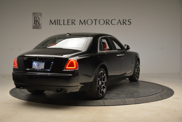 Used 2017 Rolls-Royce Ghost Black Badge for sale Sold at Aston Martin of Greenwich in Greenwich CT 06830 7