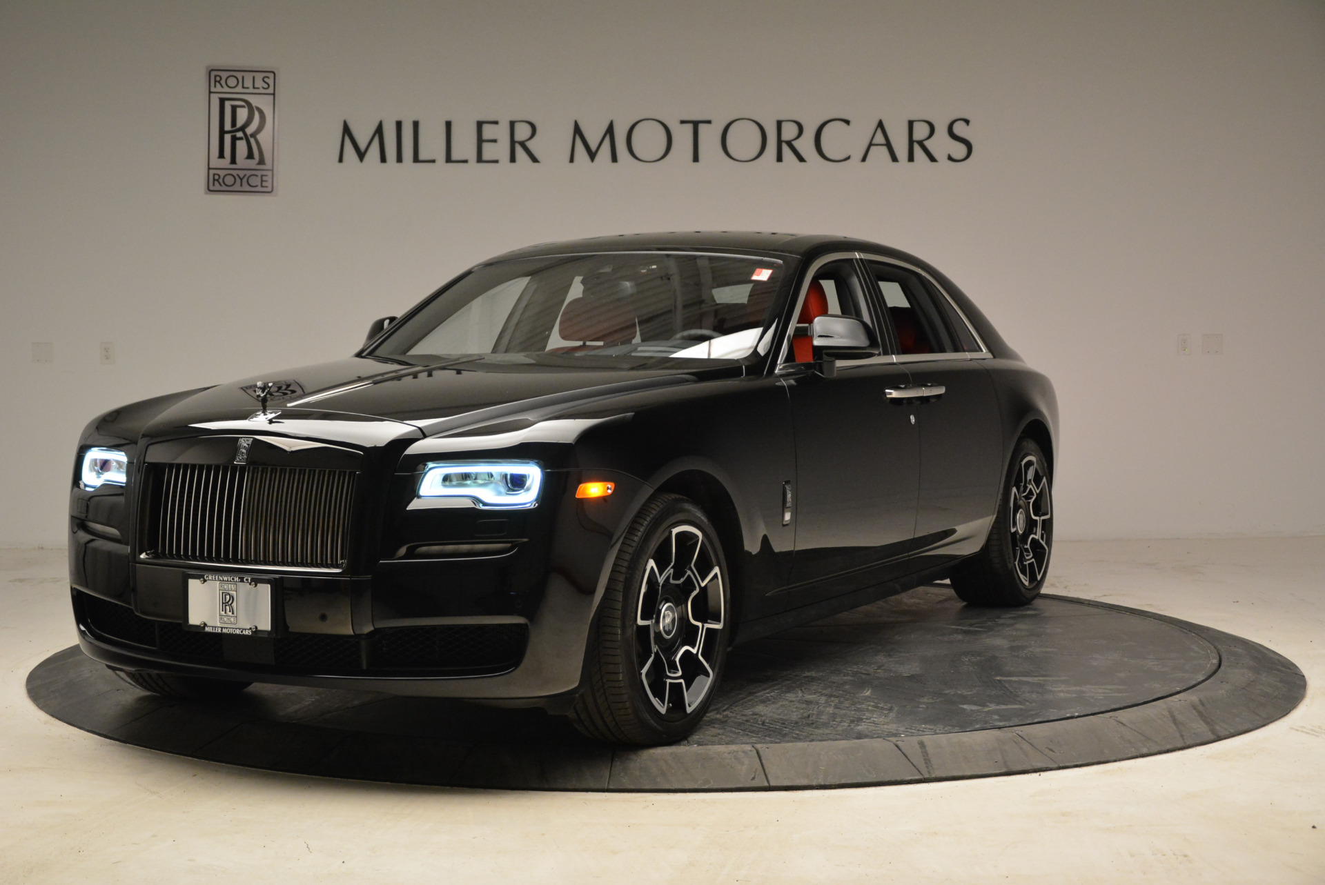 Used 2017 Rolls-Royce Ghost Black Badge for sale Sold at Aston Martin of Greenwich in Greenwich CT 06830 1