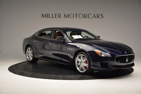 New 2016 Maserati Quattroporte S Q4 for sale Sold at Aston Martin of Greenwich in Greenwich CT 06830 11