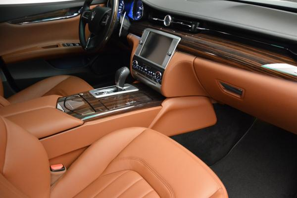 New 2016 Maserati Quattroporte S Q4 for sale Sold at Aston Martin of Greenwich in Greenwich CT 06830 20