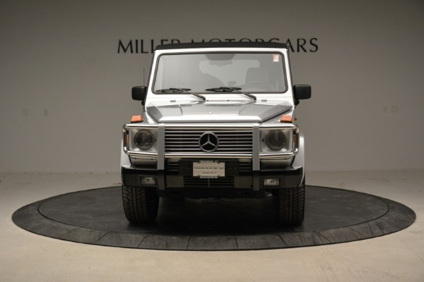 Used 1999 Mercedes Benz G500 Cabriolet for sale Sold at Aston Martin of Greenwich in Greenwich CT 06830 20