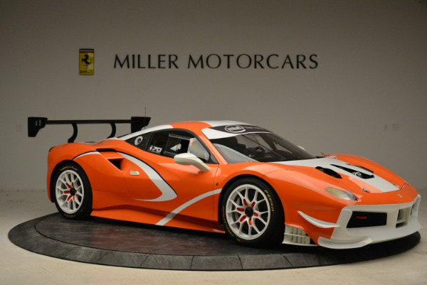 Used 2017 Ferrari 488 Challenge for sale Sold at Aston Martin of Greenwich in Greenwich CT 06830 10