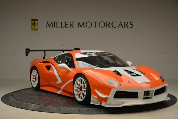 Used 2017 Ferrari 488 Challenge for sale Sold at Aston Martin of Greenwich in Greenwich CT 06830 11