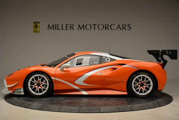 Used 2017 Ferrari 488 Challenge for sale Sold at Aston Martin of Greenwich in Greenwich CT 06830 3