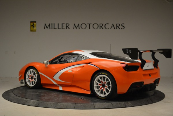Used 2017 Ferrari 488 Challenge for sale Sold at Aston Martin of Greenwich in Greenwich CT 06830 4