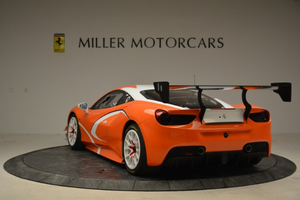 Used 2017 Ferrari 488 Challenge for sale Sold at Aston Martin of Greenwich in Greenwich CT 06830 5