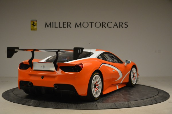 Used 2017 Ferrari 488 Challenge for sale Sold at Aston Martin of Greenwich in Greenwich CT 06830 7