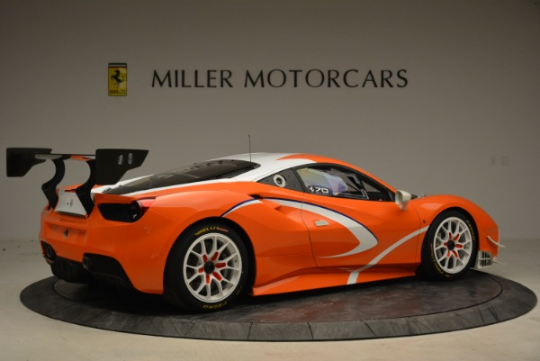 Used 2017 Ferrari 488 Challenge for sale Sold at Aston Martin of Greenwich in Greenwich CT 06830 8