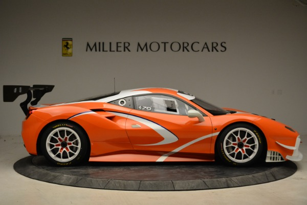 Used 2017 Ferrari 488 Challenge for sale Sold at Aston Martin of Greenwich in Greenwich CT 06830 9