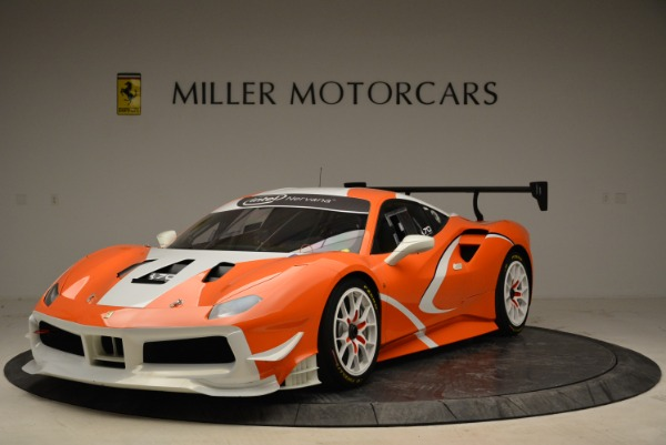 Used 2017 Ferrari 488 Challenge for sale Sold at Aston Martin of Greenwich in Greenwich CT 06830 1
