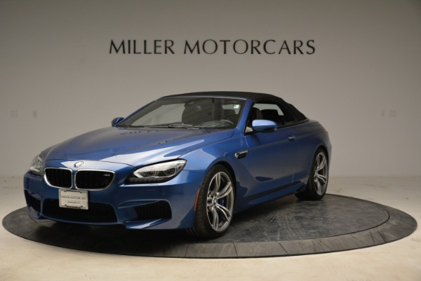 Used 2013 BMW M6 Convertible for sale Sold at Aston Martin of Greenwich in Greenwich CT 06830 13