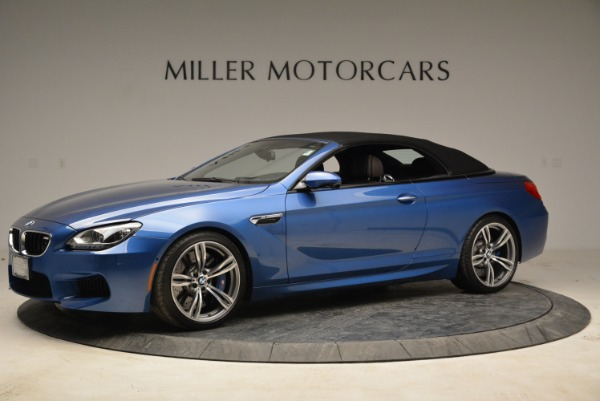 Used 2013 BMW M6 Convertible for sale Sold at Aston Martin of Greenwich in Greenwich CT 06830 14