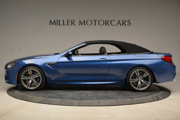 Used 2013 BMW M6 Convertible for sale Sold at Aston Martin of Greenwich in Greenwich CT 06830 15