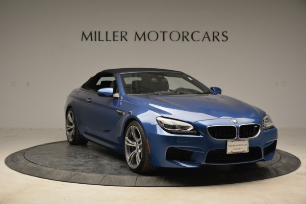 Used 2013 BMW M6 Convertible for sale Sold at Aston Martin of Greenwich in Greenwich CT 06830 23