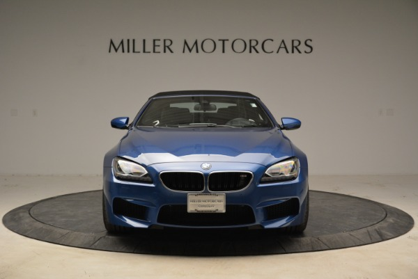 Used 2013 BMW M6 Convertible for sale Sold at Aston Martin of Greenwich in Greenwich CT 06830 24