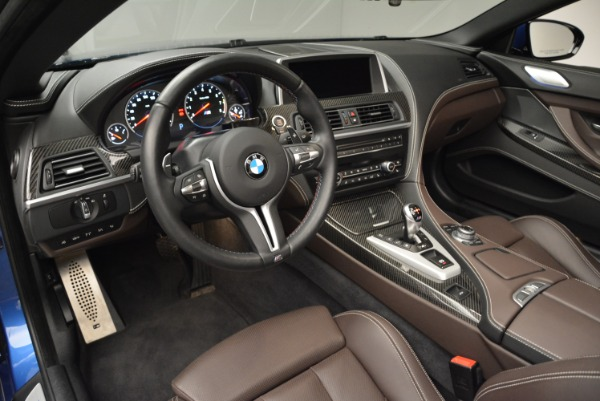 Used 2013 BMW M6 Convertible for sale Sold at Aston Martin of Greenwich in Greenwich CT 06830 25