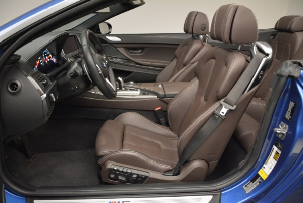 Used 2013 BMW M6 Convertible for sale Sold at Aston Martin of Greenwich in Greenwich CT 06830 26