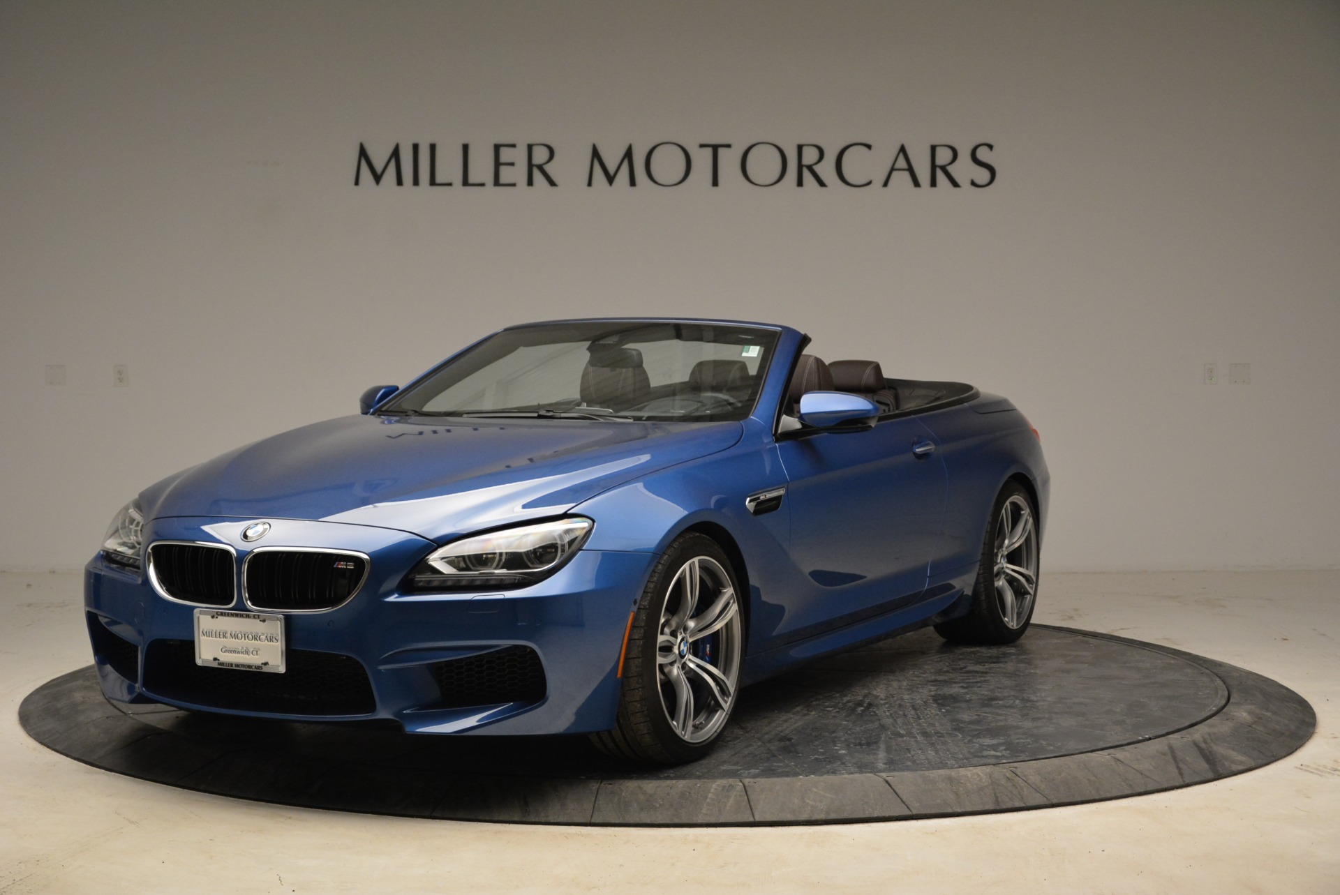 Used 2013 BMW M6 Convertible for sale Sold at Aston Martin of Greenwich in Greenwich CT 06830 1