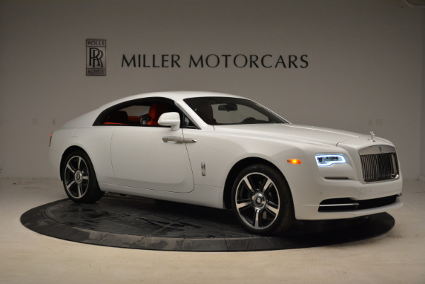New 2018 Rolls-Royce Wraith for sale Sold at Aston Martin of Greenwich in Greenwich CT 06830 10