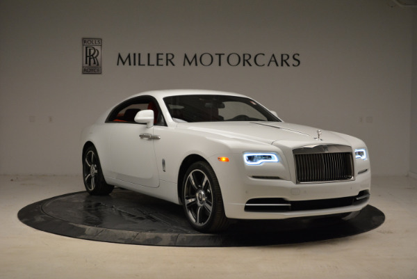 New 2018 Rolls-Royce Wraith for sale Sold at Aston Martin of Greenwich in Greenwich CT 06830 11