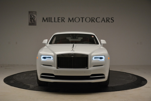 New 2018 Rolls-Royce Wraith for sale Sold at Aston Martin of Greenwich in Greenwich CT 06830 12