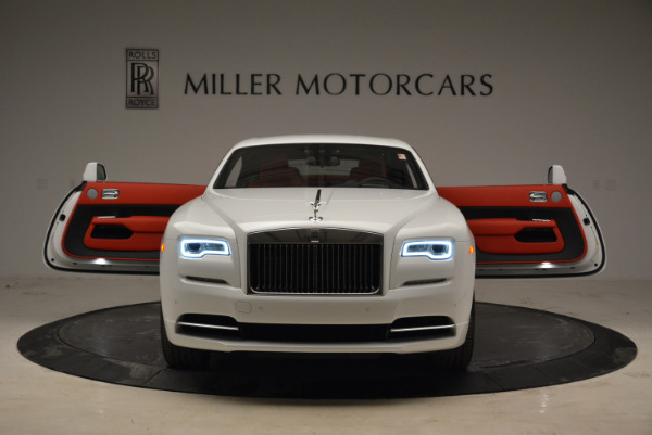 New 2018 Rolls-Royce Wraith for sale Sold at Aston Martin of Greenwich in Greenwich CT 06830 13