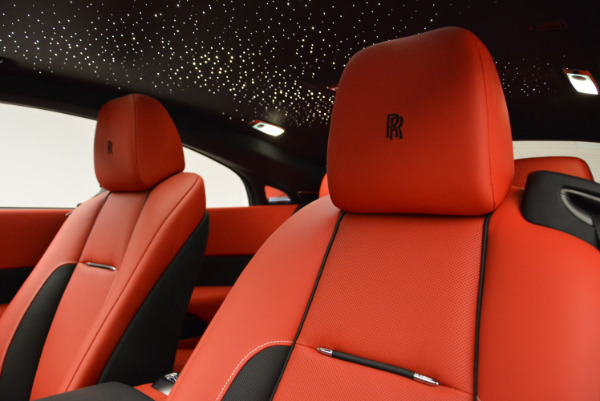 New 2018 Rolls-Royce Wraith for sale Sold at Aston Martin of Greenwich in Greenwich CT 06830 17