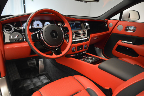 New 2018 Rolls-Royce Wraith for sale Sold at Aston Martin of Greenwich in Greenwich CT 06830 19